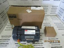 DAYTON MOTOR 6K112C HP 1 , 230V PH1 FR 56 RPM 3450 NEW IN BOX