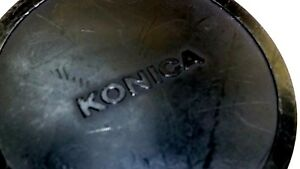 Konica AR Rear Lens Cap for 57mm 55mm f1.4 Hexar Hexanon manual focus