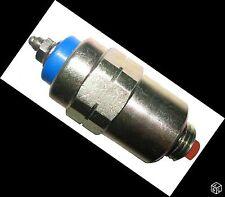 Electrovanne D'arret Pompe Injection Lucas Roto Diesel Peugeot
