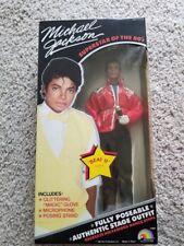 "Vintage 1984 Michael Jackson Barbie Doll&Receipt ""Beat It"" Style, Still In Box!!"