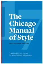 The Chicago manual of style 17th Edition (P.D.F) Seventeenth Edition
