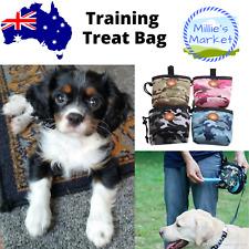 Puppy Dog Treat Training Pouch Bag Pet Feed Pocket Food