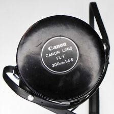 Canon Case for FL-F 300mm f5.6 Flourite  ............ Very Rare !!