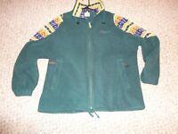 Fjallraven Jumper polartec jacket size xlrg vintage
