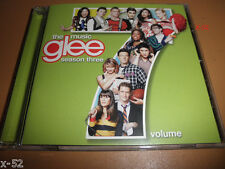 GLEE season 3 Vol 7 CD Man in the Mirror ABC Girls Just Want to have Fun UPTOWN