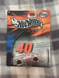 NASCAR 2001 DIECAST 1/64: Sterling Marlin 40 Colors Light Dodge Hot Wheels (NIP)
