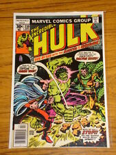 INCREDIBLE HULK #210 VOL1 MARVEL COMICS APRIL 1977