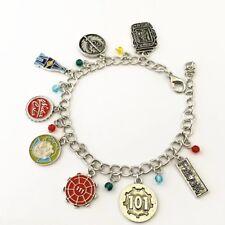 Fallout Inspired Charm Bracelet
