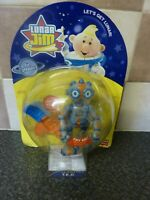 LUNAR JIM TALKING TED FISHER PRICE TOY WITH FUN PHRASES 2005 NEW SEALED