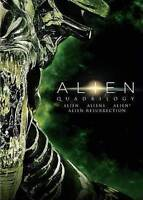 Alien Quadrilogy (DVD, 2014)