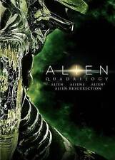 Alien Quadrilogy (DVD, 2014)  NEW!!!FREE FIRST CLASS SHIPPING !!