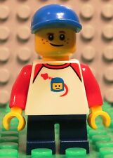 Lego City 60134 Fun in the Park BOY with Blue Cap & Benny space shirt minifigure
