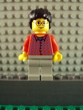 Lego Harry Potter Minifig ~ Harry Potter 4728 Red Shirt Escape From Privet Drive