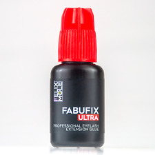 Eyelash Extension Glue FabuFix Ultra Semi Permanent Strong Lash Adhesive 5g 🌟