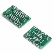 SMD SOP20 SSOP20 TSSOP20 to DIP 20 Pins Adapter Plate Converter