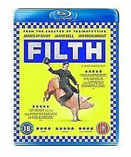 Filth (Blu-ray, 2014) from the creator of Trainspotting 18