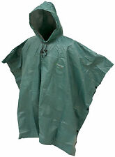 Frogg Toggs FTP1714-09 Ultra Lite Poncho Green Waterproof New Light weight
