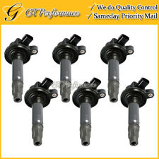 OEM Quality Ignition Coil 6PCS for Fusion Flex Edge Taurus/ MKS MKT/ 6 CX-9 V6