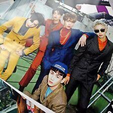 Shinee 12 Poster 5th Album Taemin Bromide K-pop Concert Photo Sticker Photobook