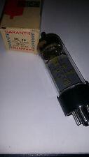 PL36 RFT NOS tested good on Funke W19s  Röhren / tubes Nr.A28