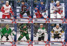 19/20 2019/20 2020 Upper Deck National Hockey Card Day USA 17 Card Set Makar