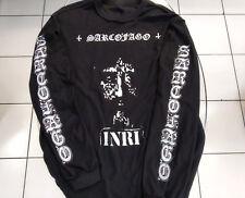 SARCOFAGO - INRI Shirt Beherit Proclamation TEITANBLOOD Mayhem DARKTHRONE VON