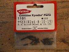 1101 R.H. Screw M2 (2mm) - Kyosho Hardware