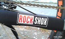 Bike Schutzausrüstung Kettenstrebenschutz Rockshox W Chain Slapper Protection 3