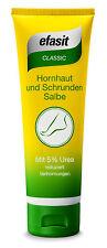 (86,53€/L) 75 ml EFASIT Classic Hornhaut und Schrunden Salbe mit 5% Urea
