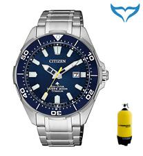 Citizen Promaster Marine TaucherUhr ArmbandUhr BN0201-88L Eco-Drive Herren 20bar