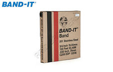 Band-It 201 Stainless Steel Banding