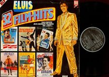 DLP--ELVIS PRESLEY--32 FILM HITS --NO POSTER