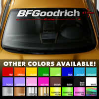 BF GOODRICH OFFROAD BAJA RACING Windshield Banner Vinyl Decal Sticker 40x4""