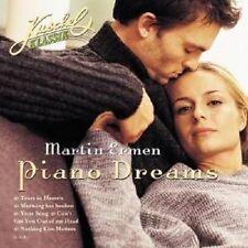 """MARTIN ERMEN """"KUSCHELKLASSIK PIANO DREAMS"""" CD NEU"""