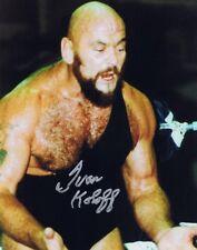 Ivan Koloff Signed Autographed 8x10 Photo - w/COA - WWE WWF Russian Bear