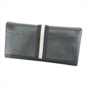 BALLY purse Mens used T6536