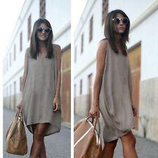 Unbranded Midi Sleeve Shirt Dresses