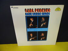 Carl Perkins-Blue Suede Shoes-Sun-Rockabliiy-Plays Great-Check Out My LP's
