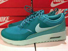 Nike Womens Air Max Thea Green UK 4.5 EUR 38 599409-408 NEW