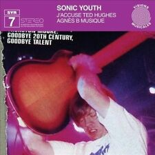 SYR 7: J'accuse Ted Hughes by Sonic Youth (Vinyl, Apr-2008, SYR)