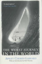 The Worst Journey in the World: Antarctica 1910-13-ExLibrary