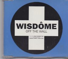 Wisdome-Off The Wall cd maxi single