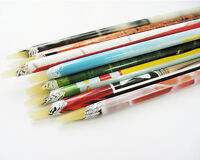 Pick Up Pen Wax Resin Rhinestones Hot Picker Pencil Crafts Nail Art Long SizeID8