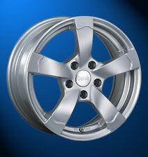 DBV Torino II 6.5 X 15 4 X 100 35 silber lackiert