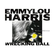 EMMYLOU HARRIS - WRECKING BALL 2 CD + DVD NEU