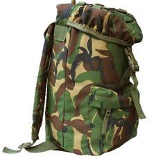 KIDS MILITARY CADET 15L RUCKSACK CAMO BOYS BRITISH ARMY DAYSACK CAMPING SCOUTS