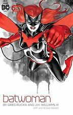 BATWOMAN - RUCKA, GREG/ WILLIAMS, J. H., III (ILT) - NEW BOOK