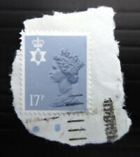 More details for gb northern ireland regional 17p type 2 cat £150 sgni43a see below nv198
