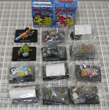Wacky Races Konami 12 Figures Full Set Hanna Barbera Vintage Japan In stock
