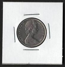 AUSTRALIA 1983 Fine Copper-Nickel Coin 10 Cents  KM# 65